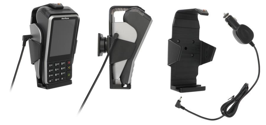 Brodit houder/lader VeriFone V400m sig.plug