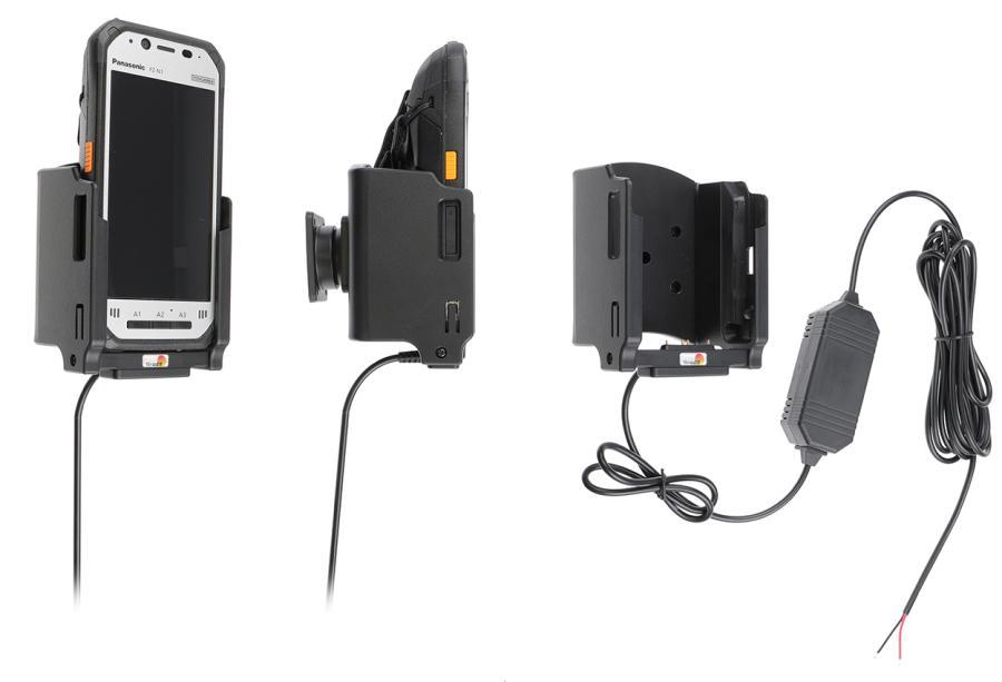 Brodit houder/lader Panasonic FZ-N1 fixed instal.