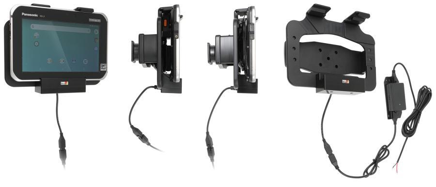 Brodit houder/lader Pan.FZ-L1 scanner frame&handstrap fixed