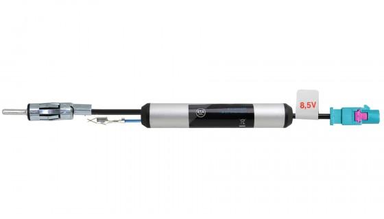 adapterkabel 15 cm + fantoom 8.5V Fakra M - DIN M
