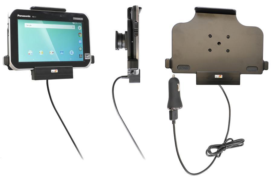 Brodit houder/lader Panasonic Toughbook FZ-L1 USB sig.