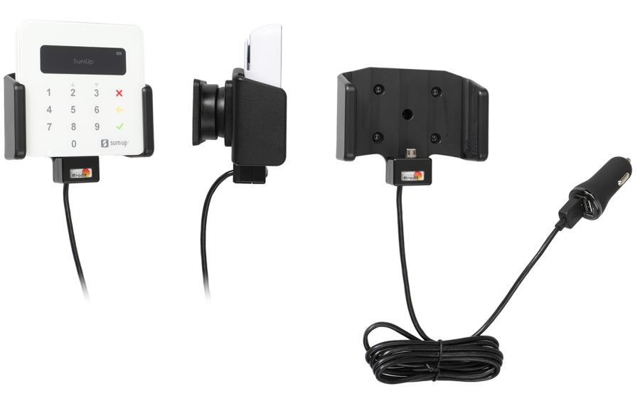 Brodit houder/lader SumUp AIR USB sig.plug