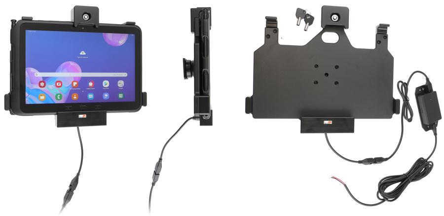 Brodit h/l Samsung Galaxy Tab Active Pro Fixed install. LOCK