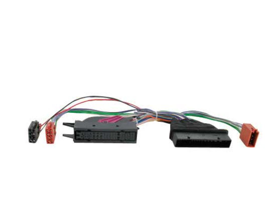 ISO2CAR Adapter & Mute sys Mercedes met Harmon syst