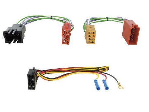 Koppeladapter VAG groep (Audi/Seat/Skoda/VW/MB)only speakers