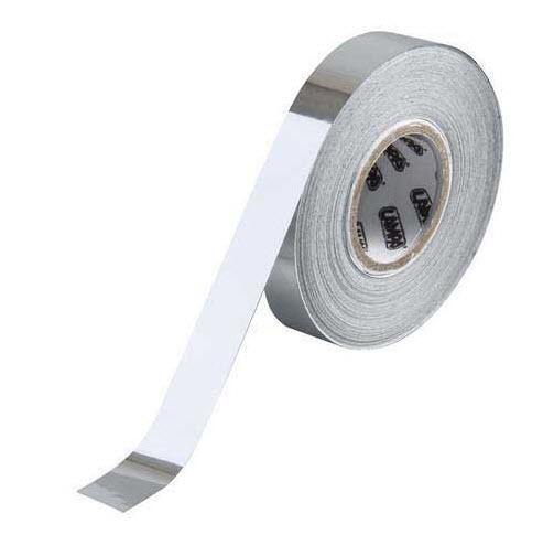 Zelfklevende Chrome tape  10mm x 10 meter