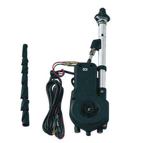 Antenne AM/FM inbouw Automatisch 150cm kabel + 8 kopsets