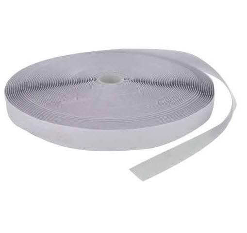 Velcro 20mm x 5 m zelf-plakkend 1 haak wit