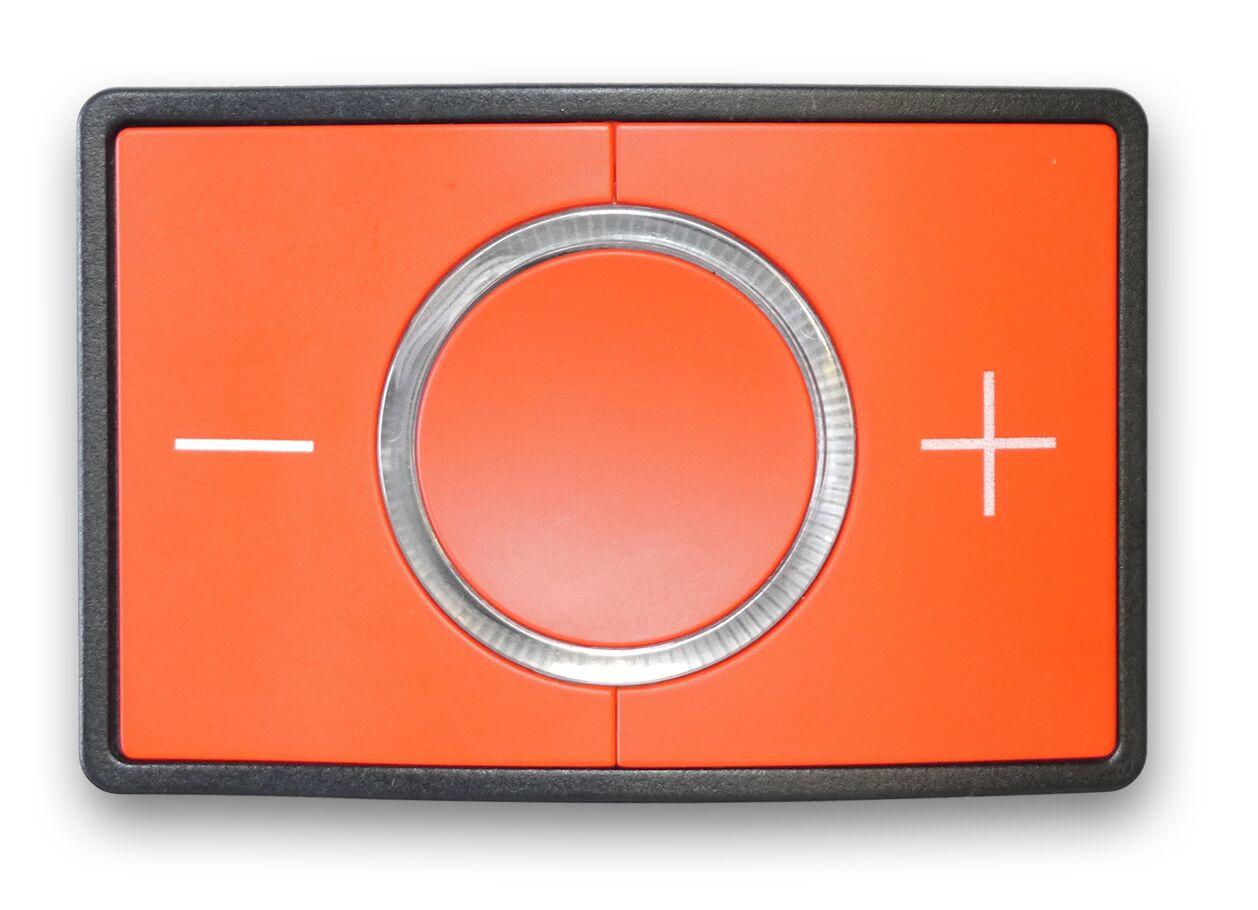 CEECOACH communicatie singel set  kleur rood